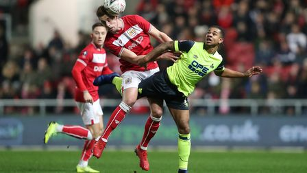 Adam Webster has been one of Bristol City's best players this season following a �3.5m switch from P