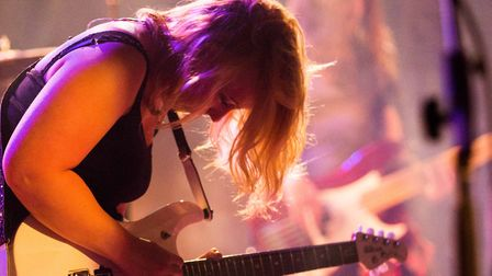 Chantel McGregor will release her Apex show as a live album Picture: SHAWN PEARCE