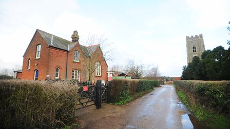 Kersey Primary School's Ofsted plummeted from 'outstanding' to 'requires improvement'. Picture: GREG
