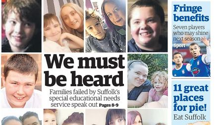 Parents and carers across the region recently launched an urgent plea to fix the failing special nee