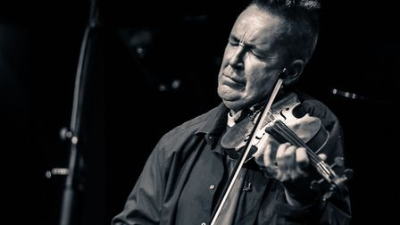 Nigel Kennedy is returning to the Bury Festival for the first time since 2016 Picture: BURY FESTIVAL