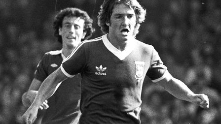 Blues legend Russell Osman is taking part in a number of events to back the Beattie statue campaign