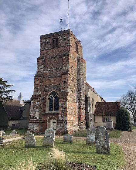 St Mary the Virgin Church in Lawford, Essex Picture: ARCHANT