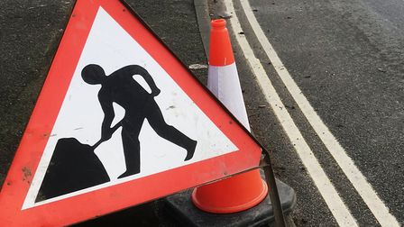 Roadworks are planned in the area over the next week. Picture: ARCHANT