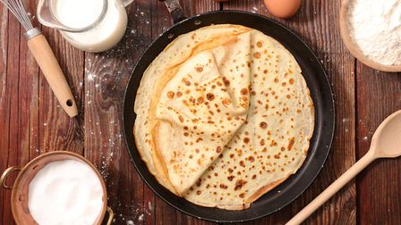Delicious pancakes - but which topping is best? Picture: GETTY IMAGES/ISTOCKPHOTO