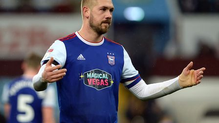 Luke Chambers is out of contract at the end of this season, though the club do have an option to ext