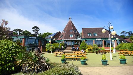 Ufford Park Hotel, Golf and Spa Picture: GREGG BROWN