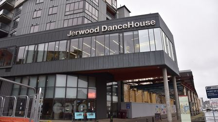 DanceEast is located at the Jerwood DanceHouse on Ipswich Waterfront. Picture: Sonya Duncan