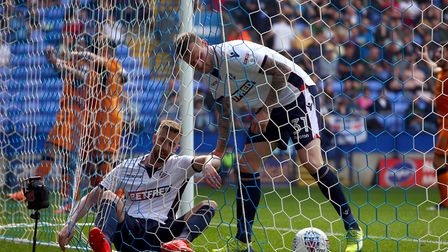 Bolton Wanderers survived with a record low of 43 points last season. Photo: PA
