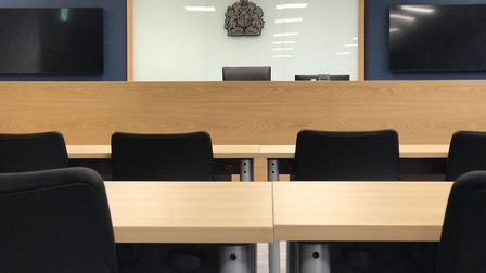 The inquest into Oliver Mingay's death was heard at Suffolk Coroner's Court Picture: ARCHANT