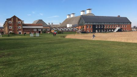 Snape Maltings is the venue for Suffolk Coastal's farewell party. Picture: PAUL GEATER