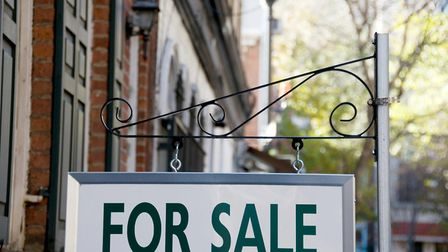 First time property prices are set to hit the roof in the East of England by mid-century Picture: J