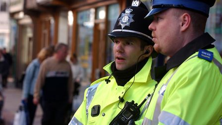 Police in Essex have voiced concerns over the number of officers the force has at present Picture: S