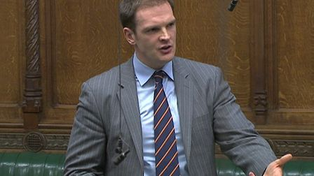 Dr Dan Poulter was sorry to see his colleagues leave the Tory party. Picture: LIBRARY