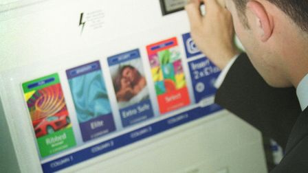 Practising safe sex prevents the spread of the infection, which is on the rise in Suffolk. Picture: