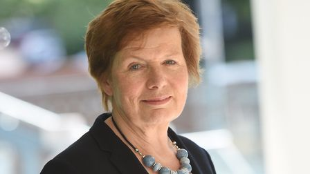Suffolk County Council deputy leader Mary Evans. Picture: GREGG BROWN