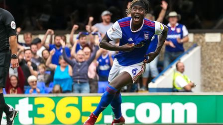 Both of Chalobah's Ipswich goals have been big ones. He netted the equaliser against Aston Villa in