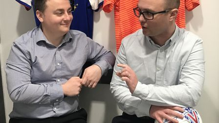 Andy Warren and Stuart Watson bring you the latest edition of The Boot Room