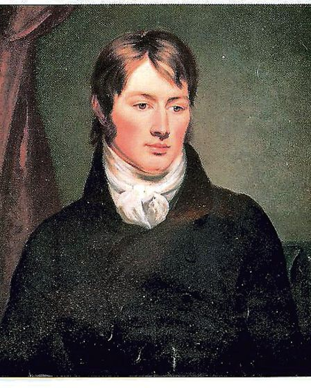 Suffolk artist John Constable Picture: Submitted