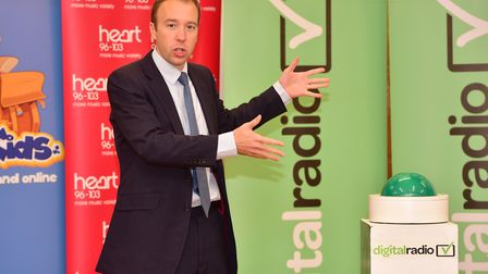 Matt Hancock said the situation with special educational needs in Suffolk needed fixing. Picture: SA