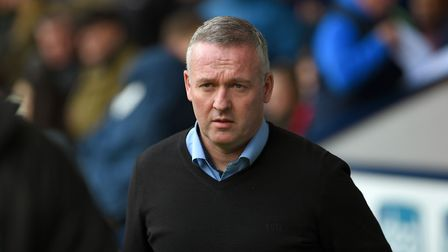 Paul Lambert at The Hawthorns Picture Pagepix