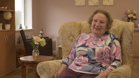 Mary Scates said that people should be honest to themselves Picture: CARE UK