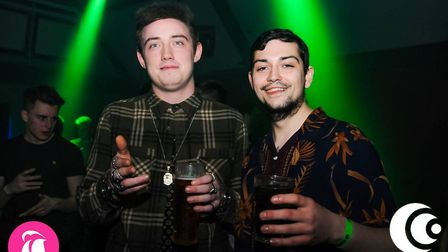 Were you in Carbon in Stowmarket on Saturday, March 9? Picture: LICKLIST