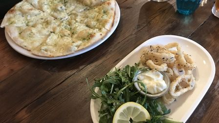 Starters at Suffolk Stonehouse PICTURE: Archant