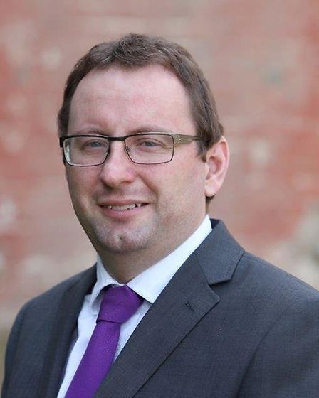 Chris Starkie, New Anglia LEP cheif executive said he feared not all businesses were prepared for Br