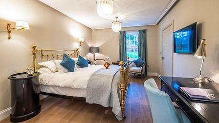 The Mews, at Bedford Lodge Hotel and Spa in Newmarket, is available to book on an exclusive basis Pi
