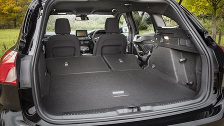 Ford Focus Estate PICTURE: PA