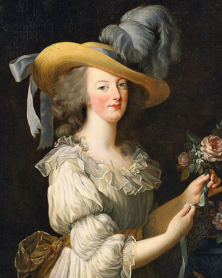 """""""Let them eat cake,"""" said Marie Antionette, allegedly. Picture: Wikimedia/painted by Elizabeth Le Br"""