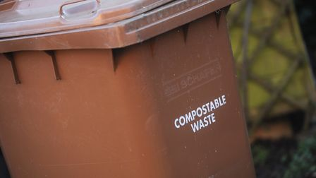 The brown bin subscription in west Suffolk is set to rise Picture: GREGG BROWN