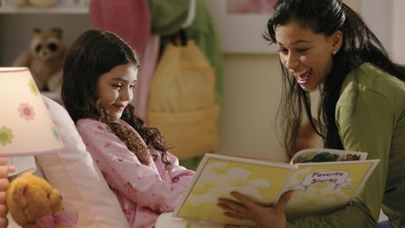 The UK's Best Bedtime Book has been revealed Picture: Getty
