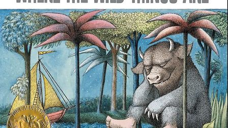 Where the Wild Things Are came second in the list