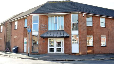 Walton Surgery, in High Street, Felixstowe, has been rated 'inadequate' by the CQC Picture: JAMES F