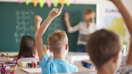 Great Whelnetham Priamry School is making improvements Picture: GETTY IMAGES