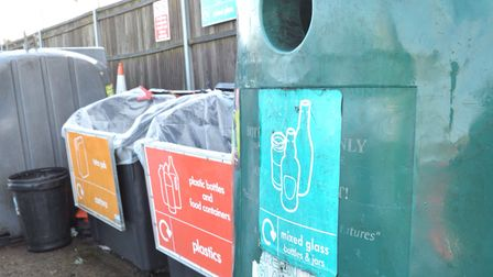 Recycling centres in Suffolk will be open at new times from April 1.