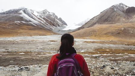 Solo female travel is an activity to be encouraged PICTURE: Getty Images/iStockphoto