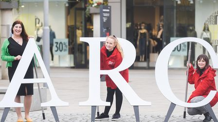 The Arc shopping centre in Bury St Edmunds is celebrating ten years with a special 10 Good Deeds pro