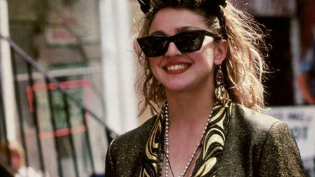 Madonna in Desperately Seeking Susan Photo: Orion Pictures
