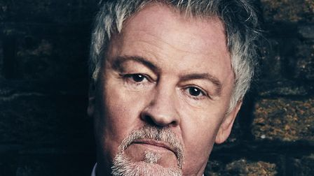 Paul Young helped brighten the crawl through Braintree Picture: James Hole