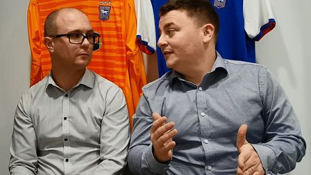 Stuart Watson and Andy Warren look ahead to Ipswich Town's visit of Reading