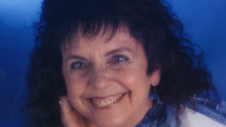 Julie McCreadie. 'She was an incredible saleswoman as well as a talented and gifted journalist' Pi