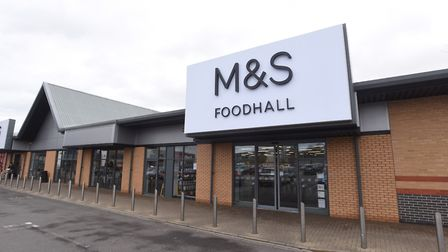 M&S at Martlesham. Is this the future of the company in this area? Picture: GREGG BROWN