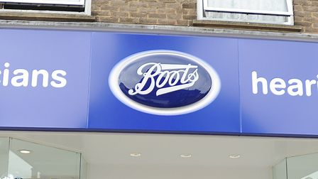 Boots say there a no plans to close store in Suffolk. Photo: Gregg Brown.