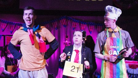 Gallery Players' The 25th Annual Putnam County Spelling Bee - at the Sir John Mills Theatre until Sa