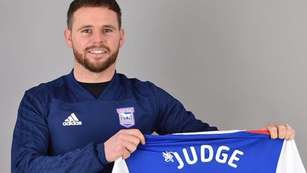 Alan Judge has signed a two-year contract extension with Ipswich Town. Photo: ITFC