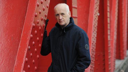 Horrible Histories author Terry Deary who will be creating a series of Suffolk history trails to cel