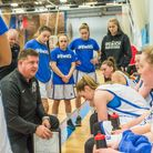Ipswich coach Nick Drane is proud of his players after their forst Division One season ended in the